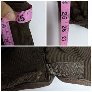 Tuffrider Pants - 2 Pr Tuffrider Breeches Purple & Chocolate Sz 30R